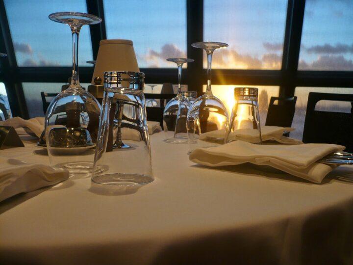 セレブの遊び②夜景をみながらディナー