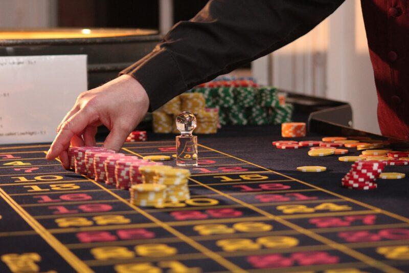 セレブの遊び④カジノ