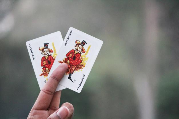 ポーカーでジョーカーはワイルドカード