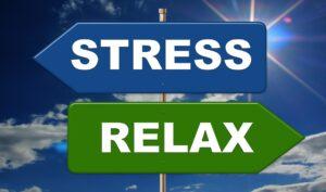 ストレス・リラックス