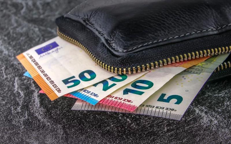 金持ちの財布とは