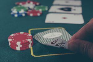 頭を使うゲーム ギャンブル