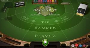 バカラ(Baccarat)
