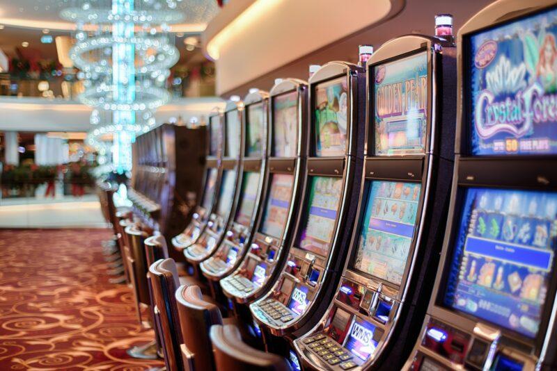 オンラインカジノ スロット