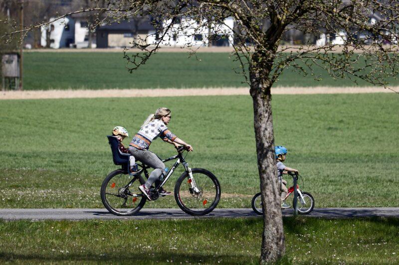 暇つぶし サイクリング