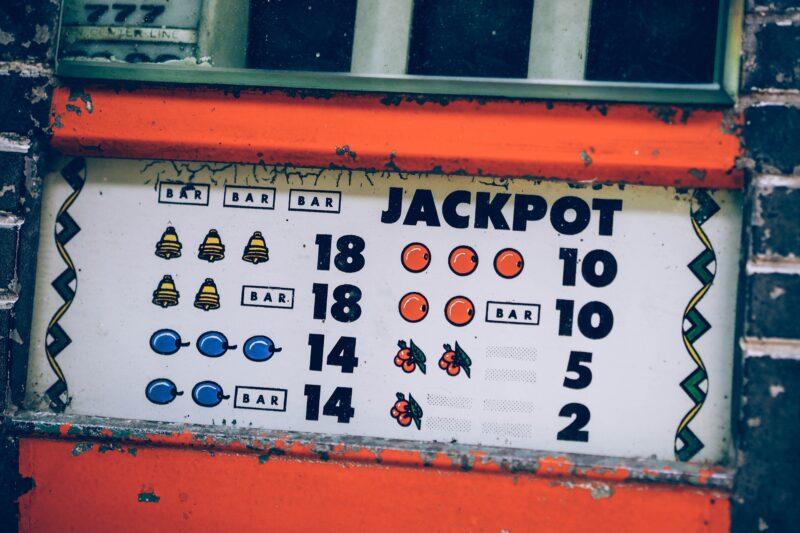 ギャンブル パチンコ・スロット