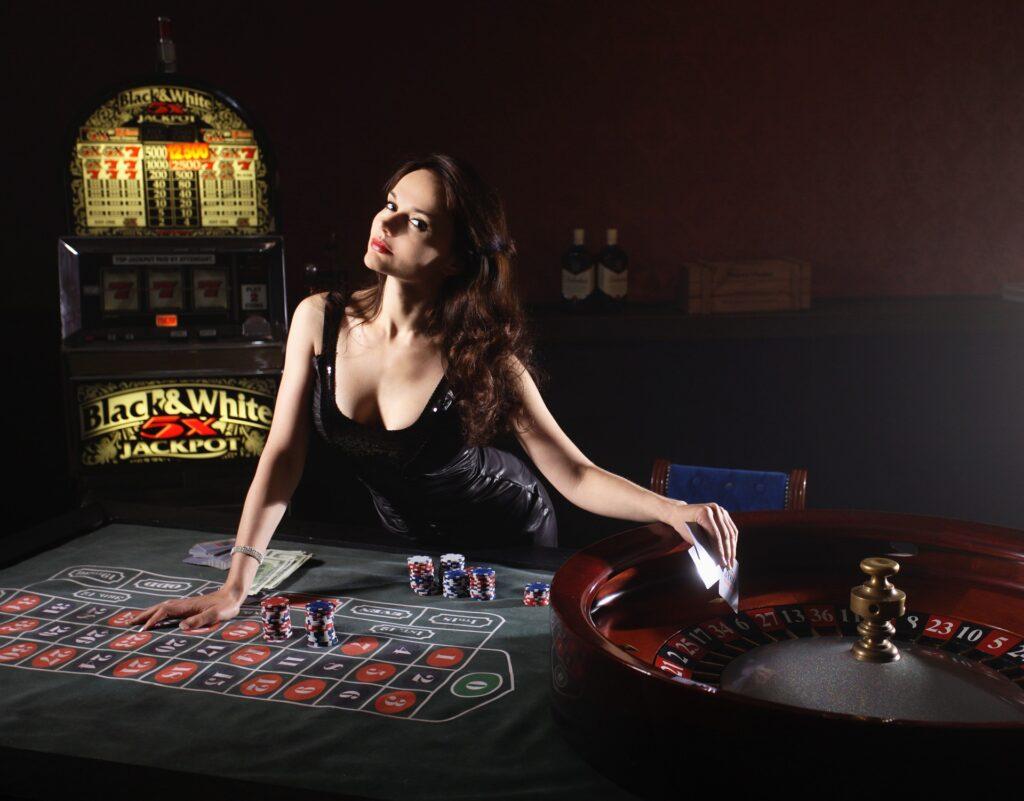 オンラインカジノのゲームの種類