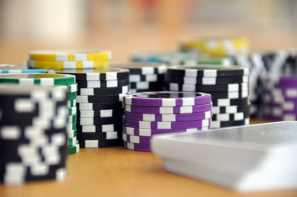 賭け方や遊び方