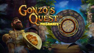 Gonzo`s Quest Megaways